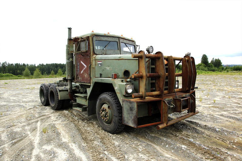 Rent A Truck >> AM General Armoured Semi   Picture Cars West