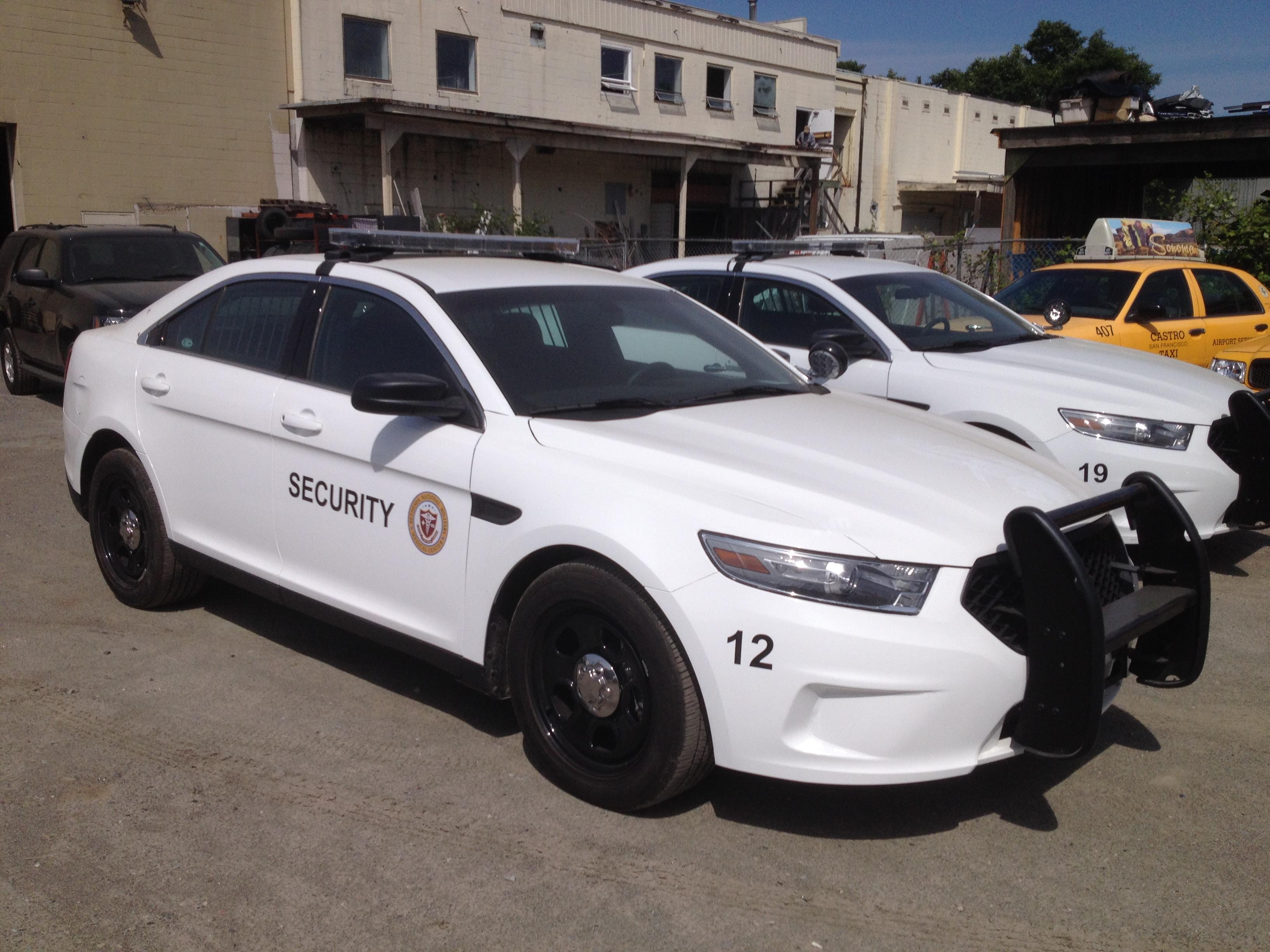 Taurus Police Car