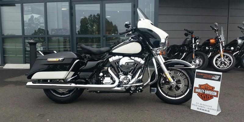 2015 Police Harley Davidson coming soon