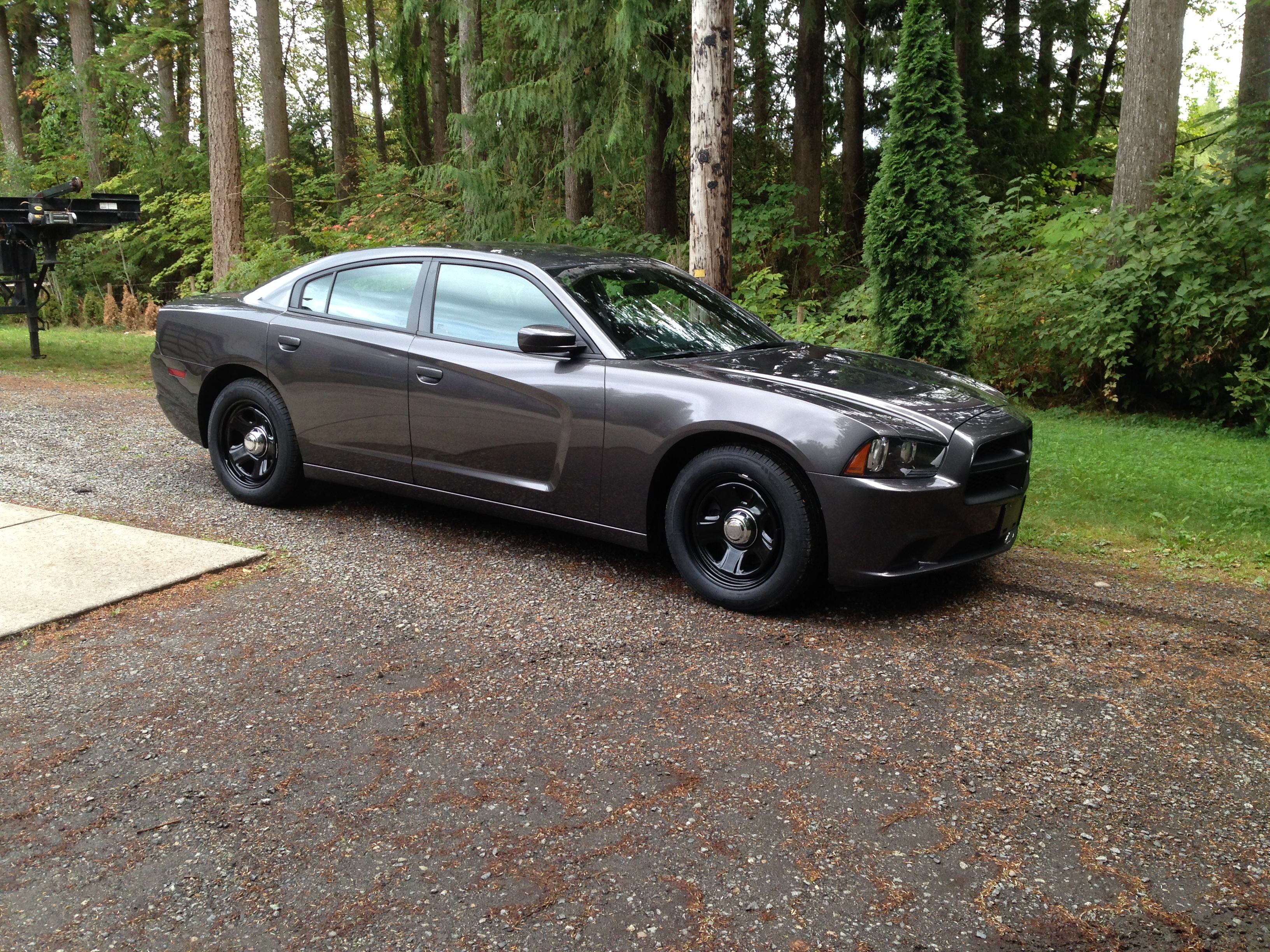 Charger Ghost Car 2 Available