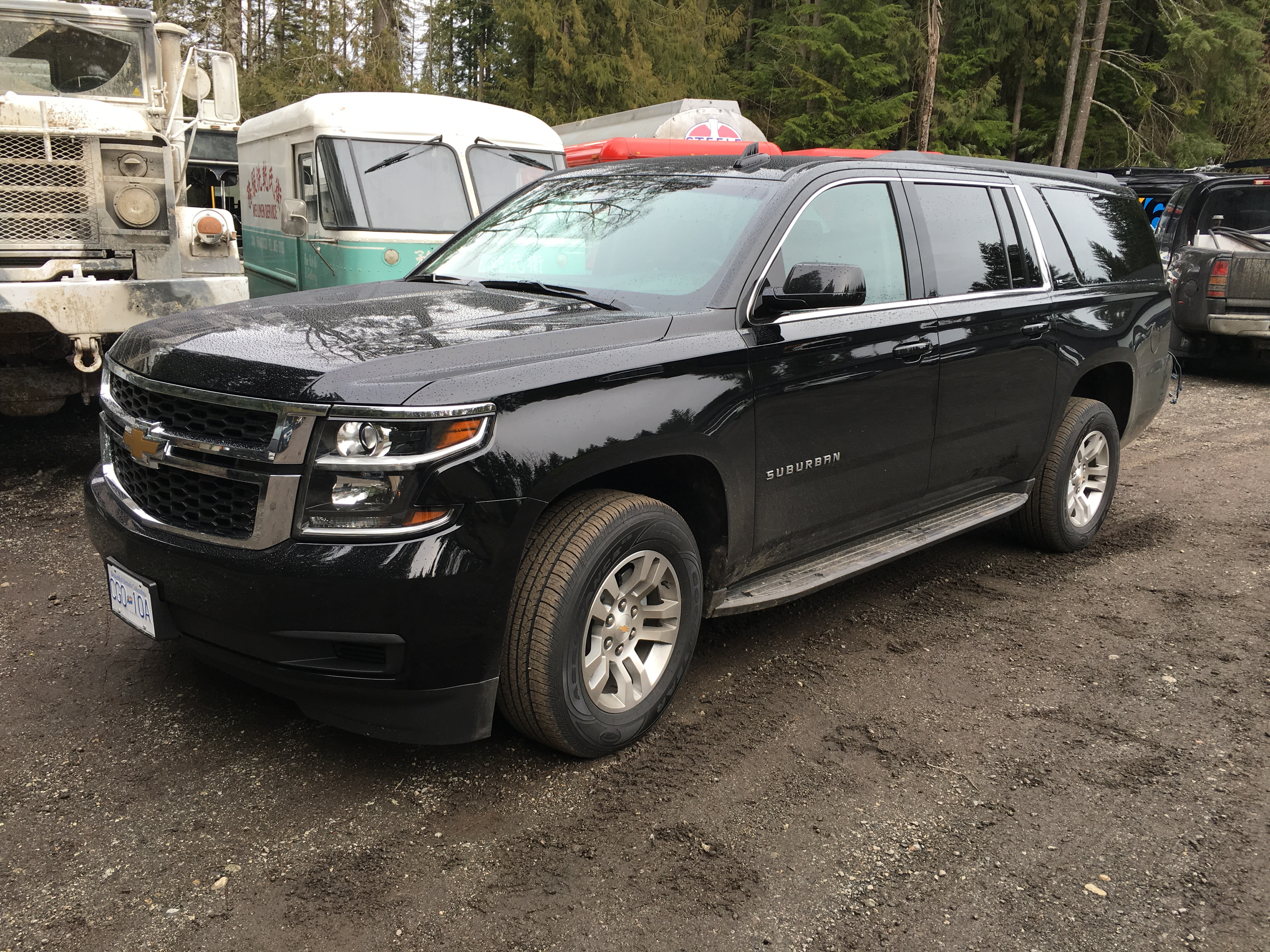 2016 Suburban SUV Police Two Available
