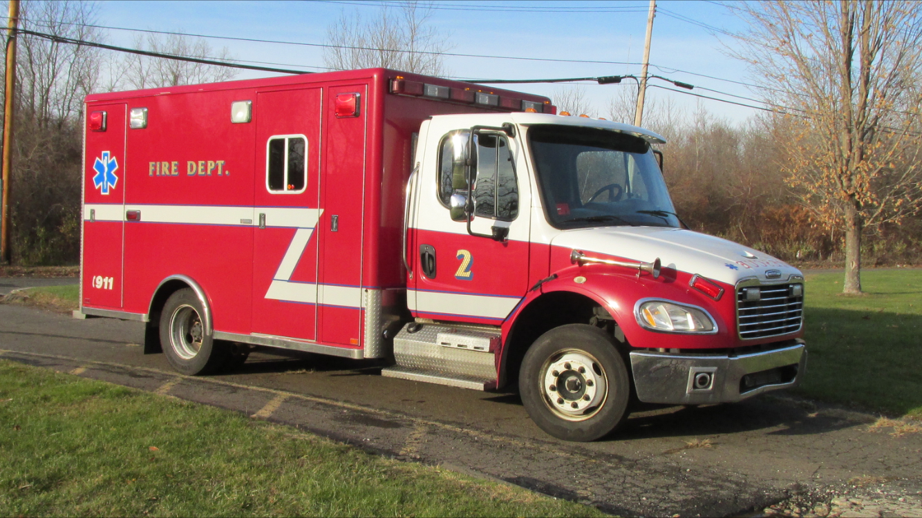 Freightliner Ambulance (On its way)