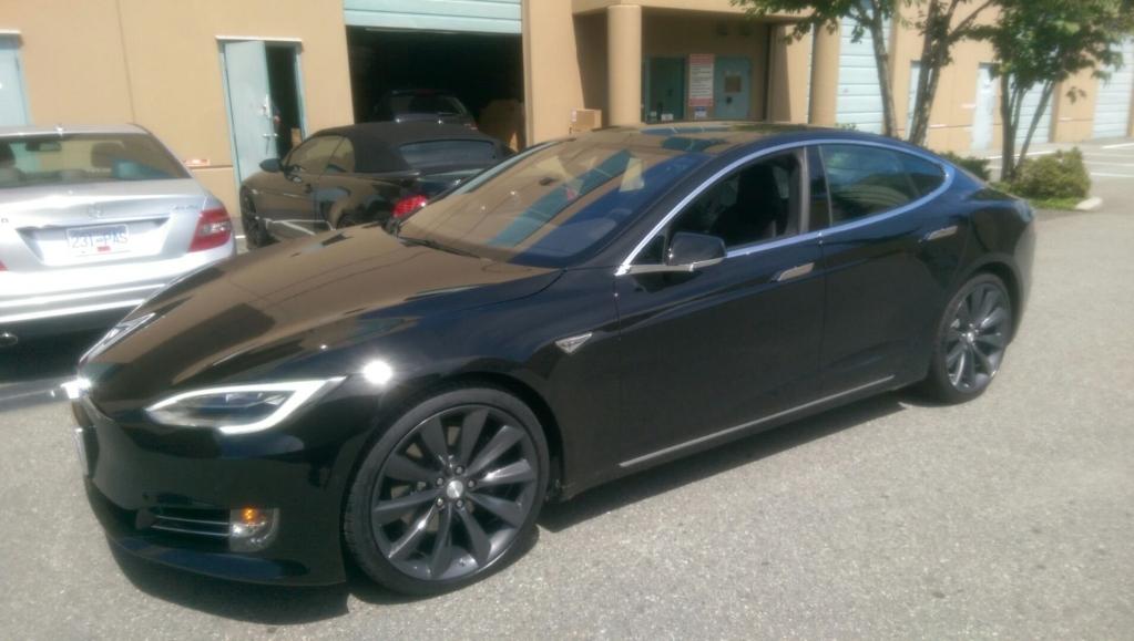 2016 Tesla
